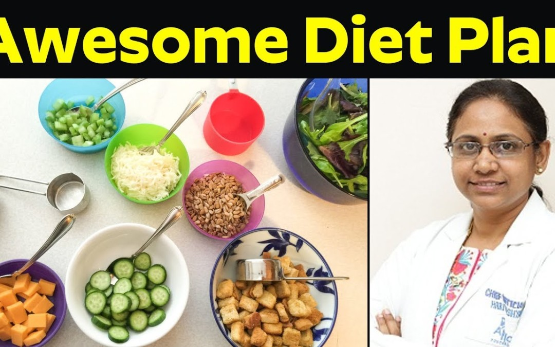 Awesome Diet Plan for Control Type 2 Diabetes