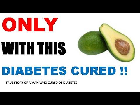 DIABETES CURED WITH AVOCADO SEEDS # 100% TRU STORY