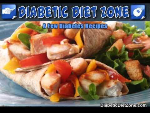 Diabetes Recipes | Diabetic Diet | Info on Diabetes Types