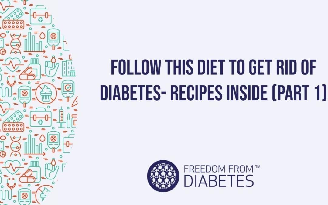 Diabetes reversal recipe:  Cooking Class for diabetics – Transcendental Res Program 1