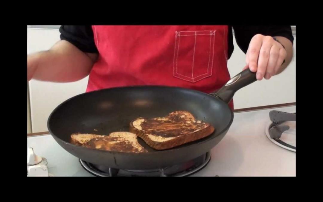 Diabetic Breakfast Recipe – French Toast