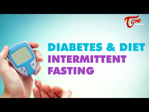 Health Facts | Diabetes & Diet Intermittent Fasting | by Dr. Paturi V Rao