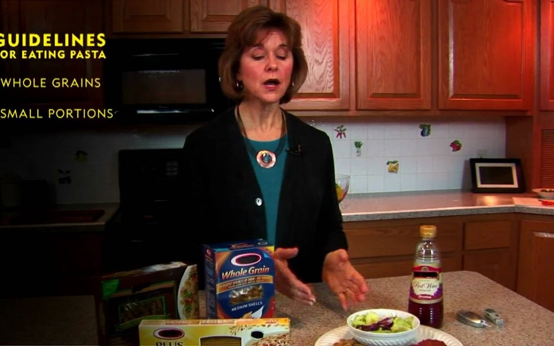 How to Eat Pasta on a Diabetic Diet