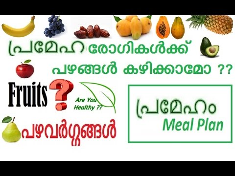 """Should I avoid sweet fruits? Healthy Diabetes Diet Plan by """"Are You Healthy ??''"""