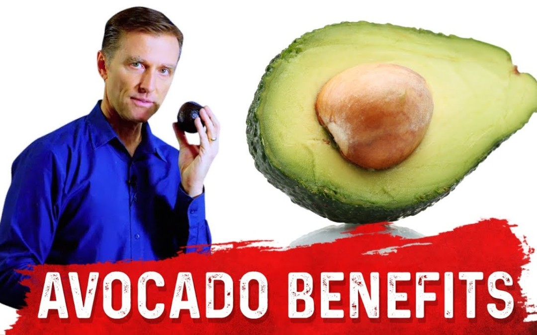 The 5 Health Benefits of an Avocado