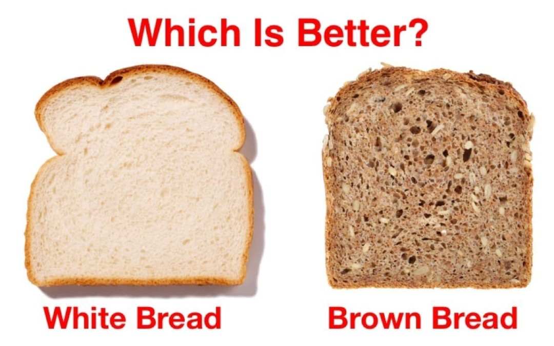 White Bread Or Brown Bread? The Winner is Not What You Think