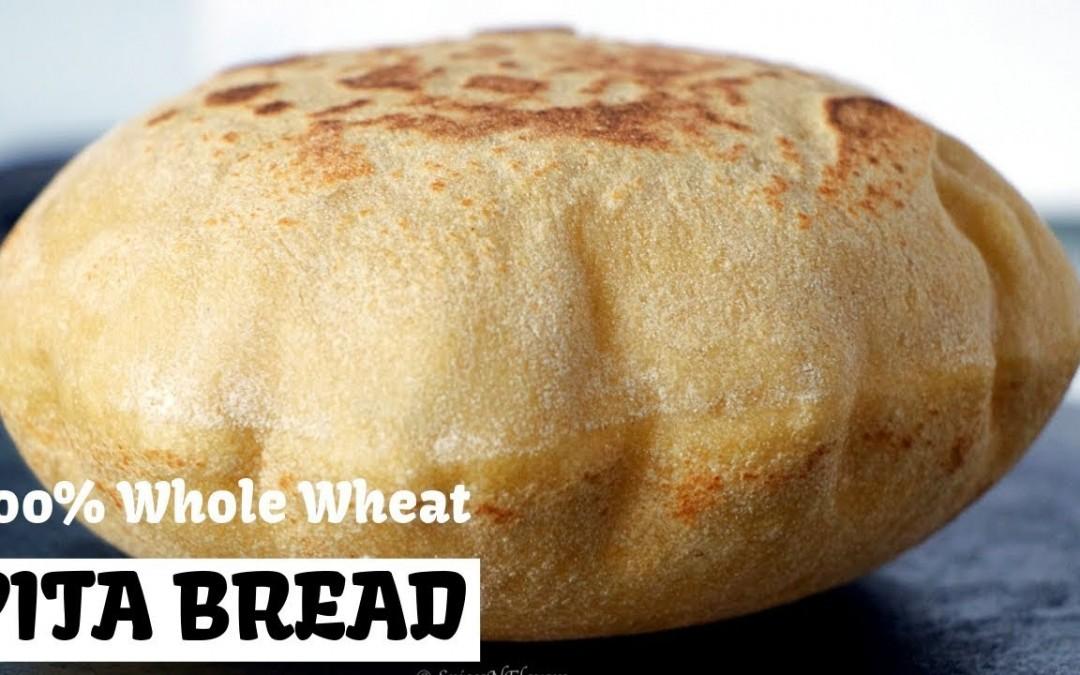 100% Whole Wheat Pita Bread   Hummus   Falafel   Balela Salad   Tzatziki sauce   Instant Pot