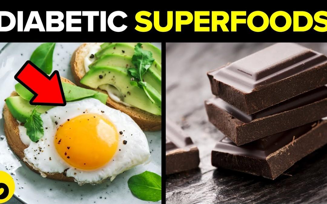 13 Foods Diabetics Should Be Eating