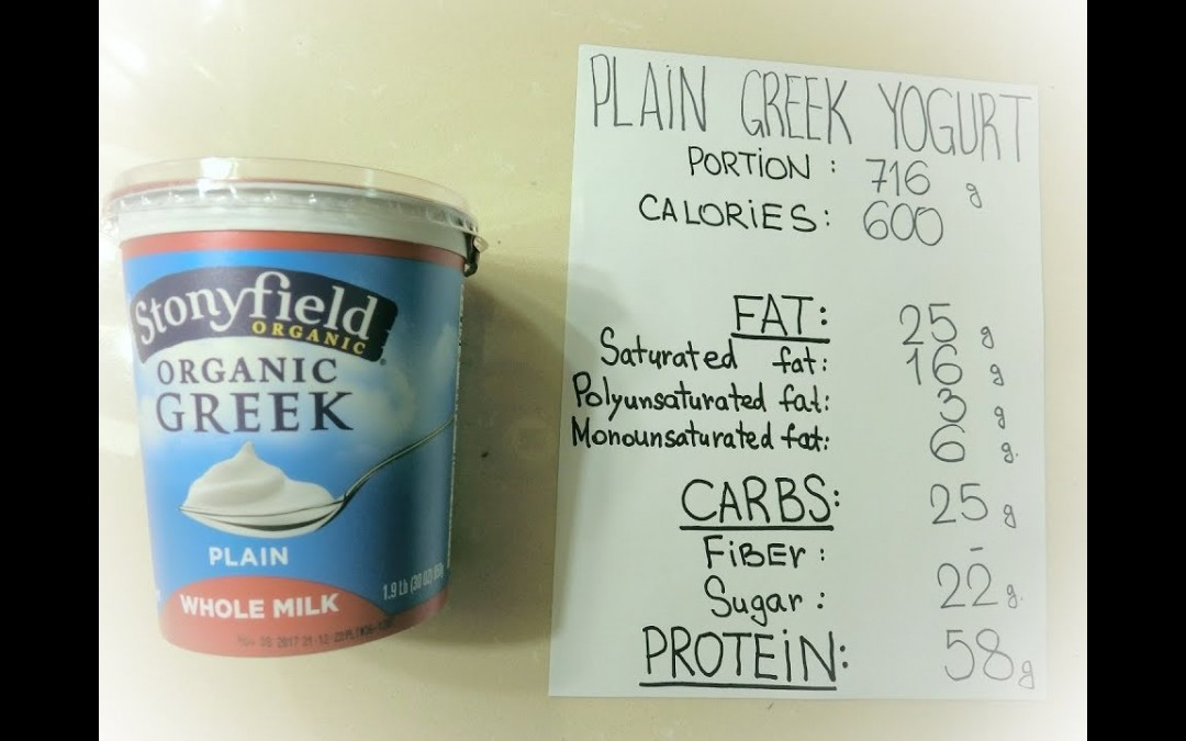 #18 Plain greek yogurt: 600 calorie keto blood sugar tests