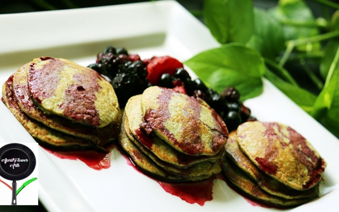 Avocado Pancakes – Low Carb, Flour-free, No added sugar, Gluten-free