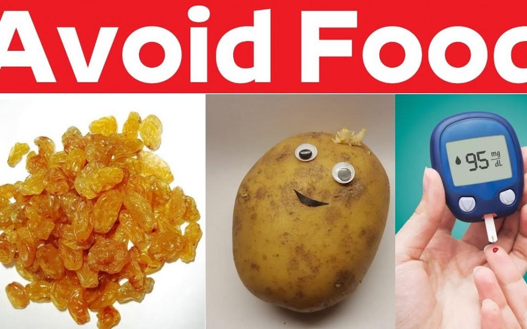 Avoid Food   Dangerous Foods   Diabetic Foods