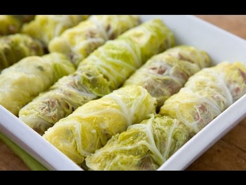 Beef and Cabbage Roll – HEALTHY FOOD – DIABETIC FOOD – How To QUICKRECIPES