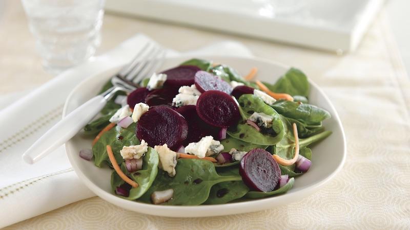 Beet and Blue Salad -DSM