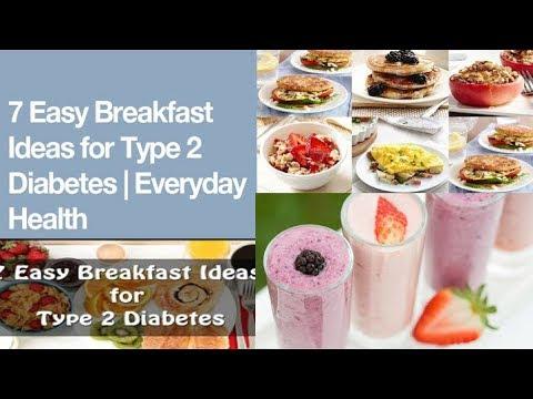 Easy Breakfast Ideas For Type 2 Diabetes