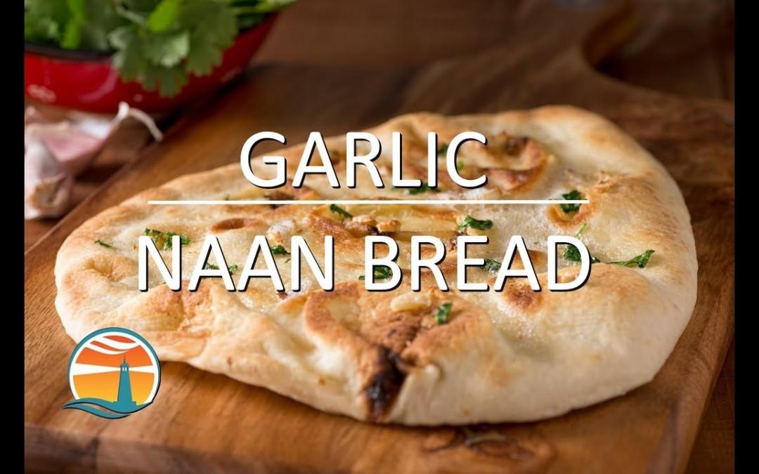 Garlic Naan Bread   Healthy Diabetic Recipes