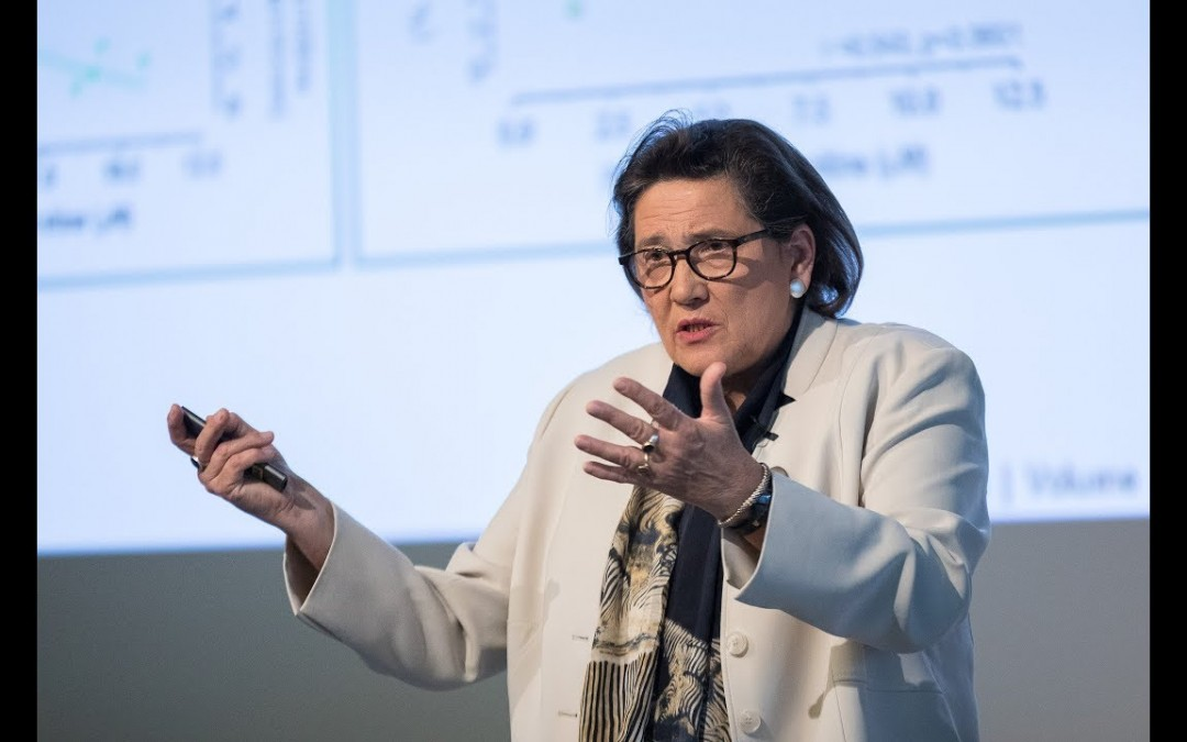Hannelore Daniel: Humans can't respond adequately to a high calorie diet