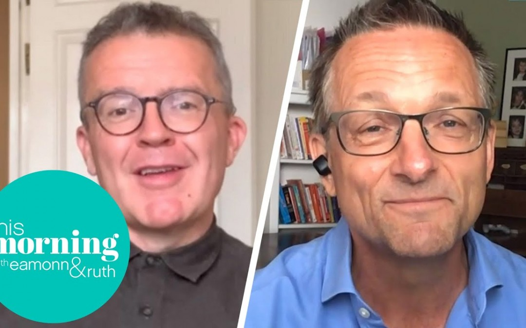 How Michael Mosley Reversed Tom Watson's Type 2 Diabetes | This Morning