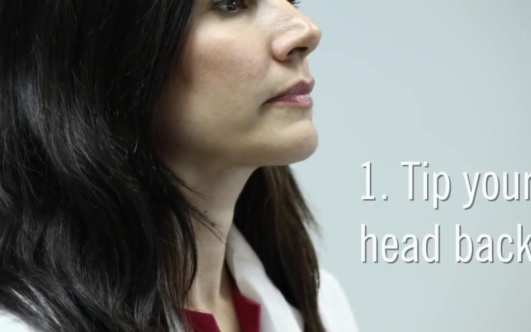 How to Do a Self Thyroid Exam