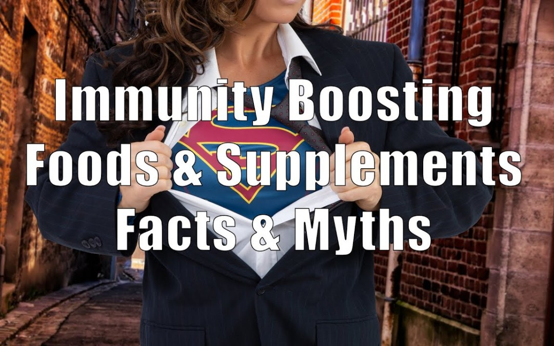 Immunity Boosting Foods & Supplements Facts & Myths (700 Calorie Meals) DiTuro Productions LLC