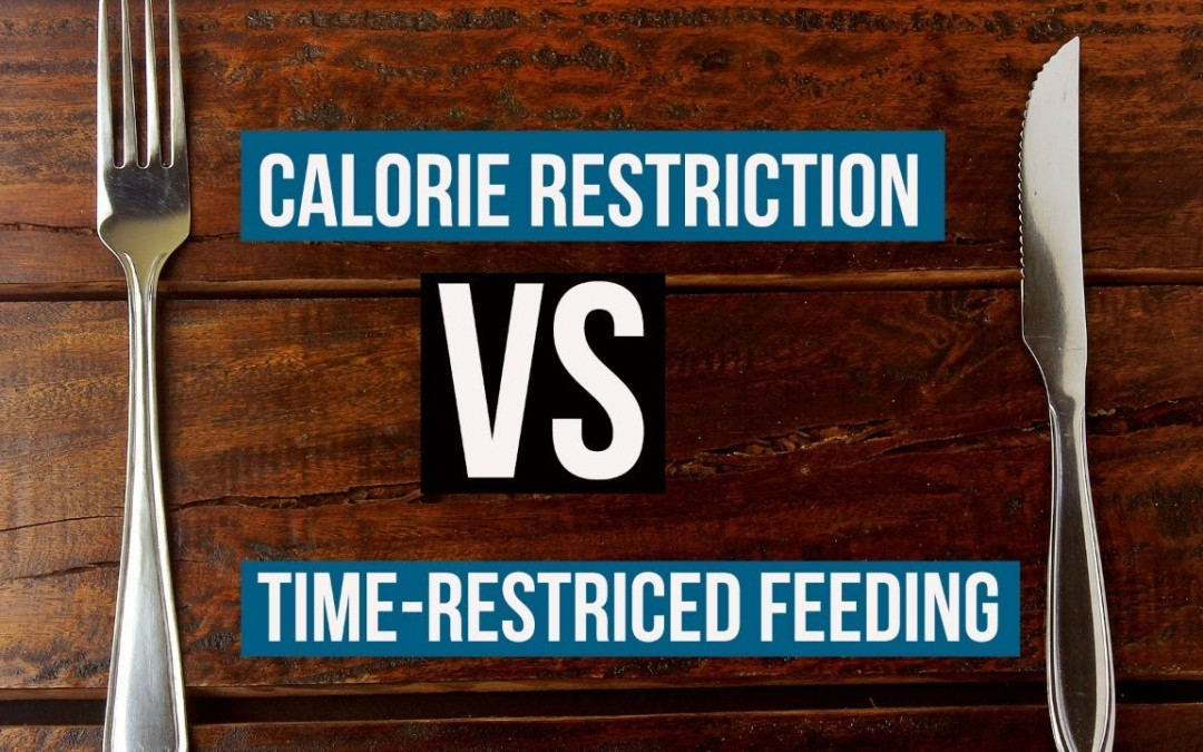 Intermittent Fasting (TRF) VS Calorie Restriction- New Study