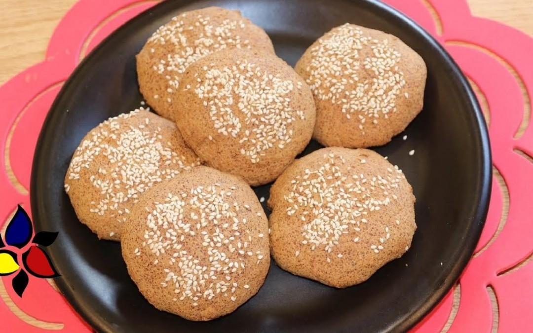 Keto Hamburger Buns | Keto Recipes | Keto Bread