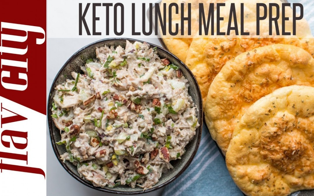 Keto Lunch Recipes For Work & School – Low Carb Meal Prep For Ketogenic Diet