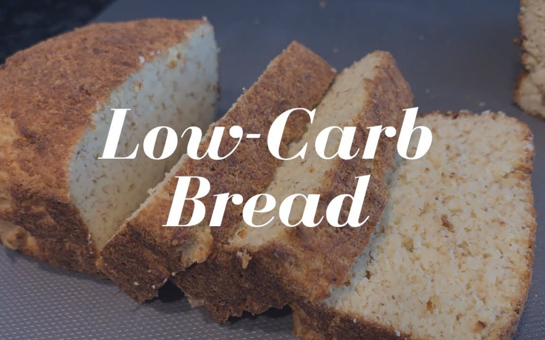 Low Carb Bread Loaf /Homemade/Keto and Diabetic friendly