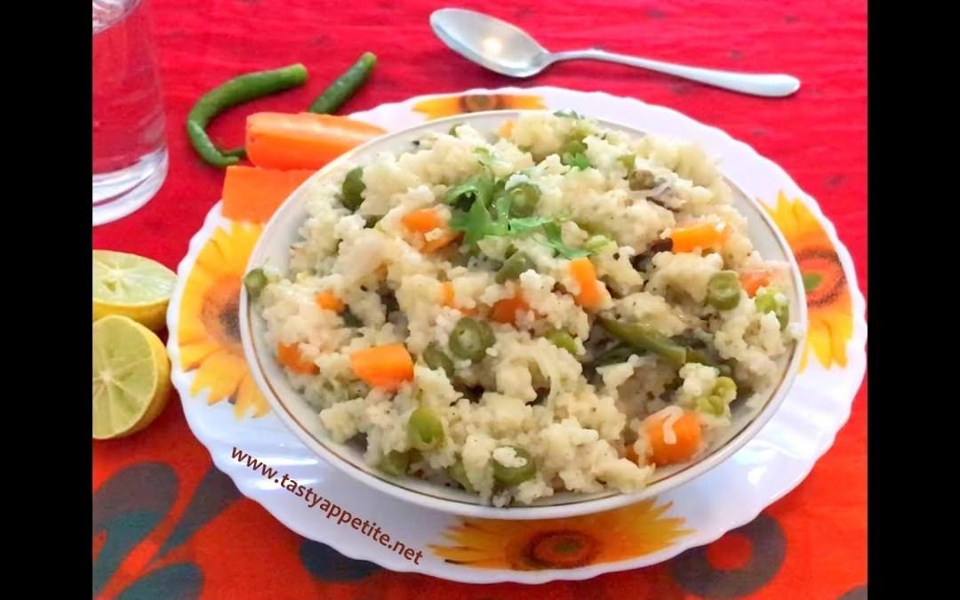 Millet Upma   Millet Kichdi Recipe   Healthy Breakfast   Dinner Recipes   Diabetic Recipes