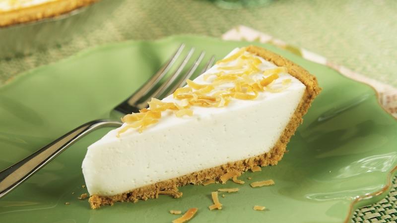 No-Bake Coconut Cream Pie – Diabetes Self-Management