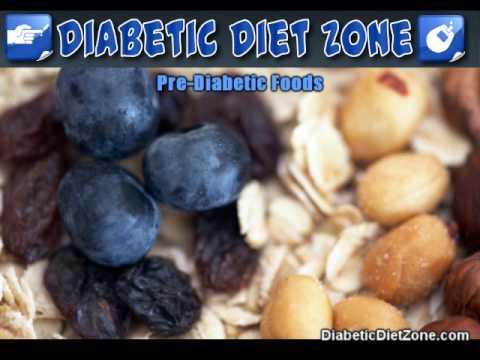 Pre-Diabetic Foods   Diabetic Diet   Info on Diabetes Types