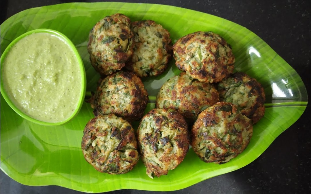 Sprouted Moong with Methi- Paddu Recipe | Healthy Breakfast |Diabetic Friendly | Protein Rich |
