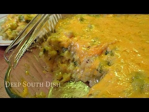 Broccoli Casserole – HEALTHY FOOD – DIABETIC FOOD – How To QUICKRECIPES