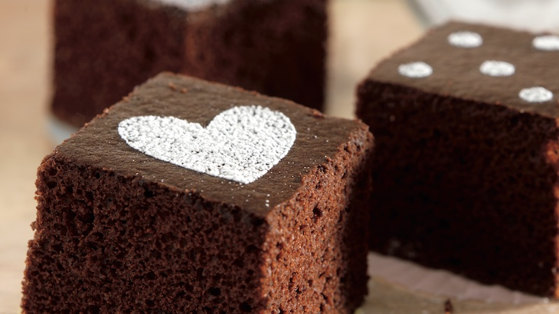 Chocolate Cinnamon Cake – Diabetes Self-Management