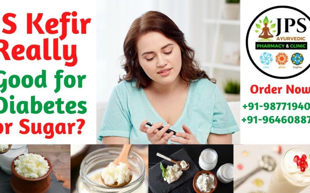 Is Kefir Really Good for Diabetes or Sugar? – Kefir benefits for Sugar – Buy Kefir Grains in India
