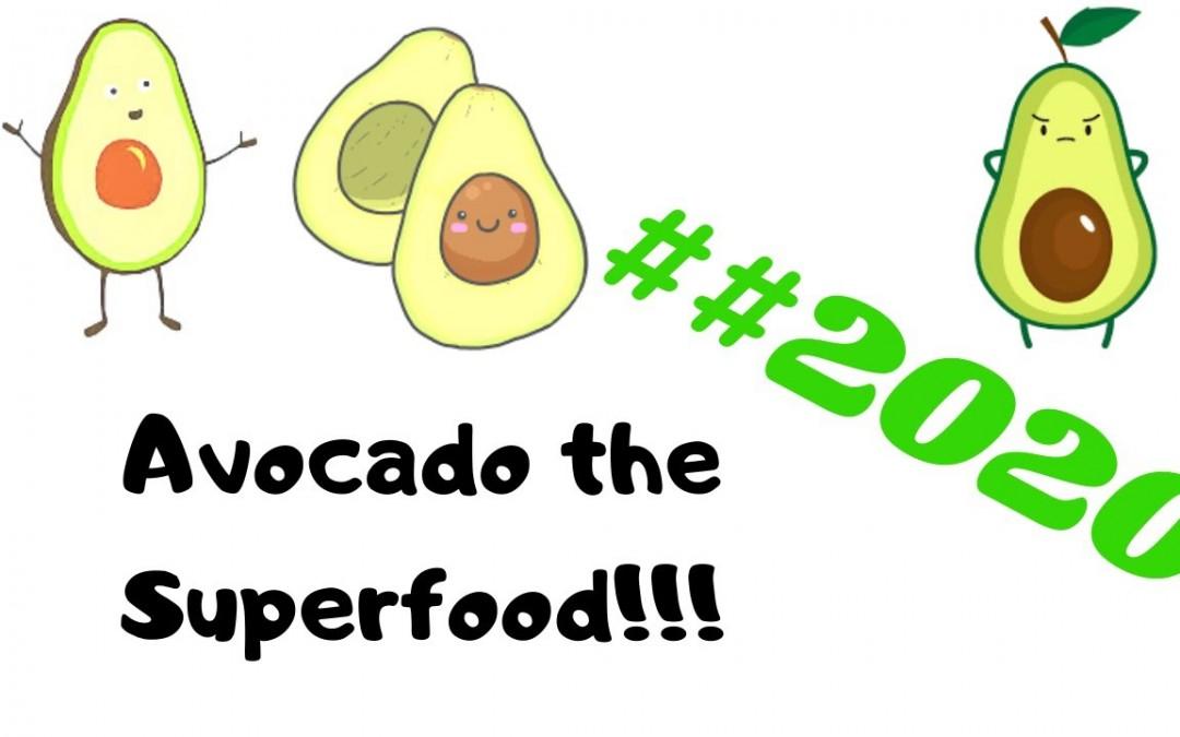10 Health Benefits of Avocado 2020!