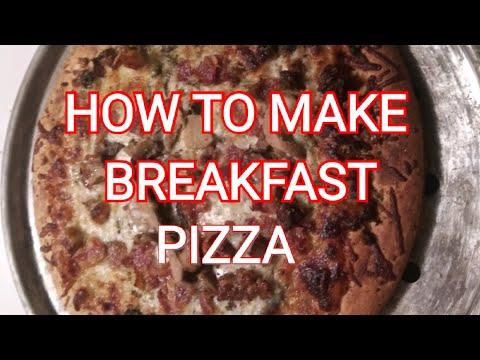 Breakfast Pizza #235