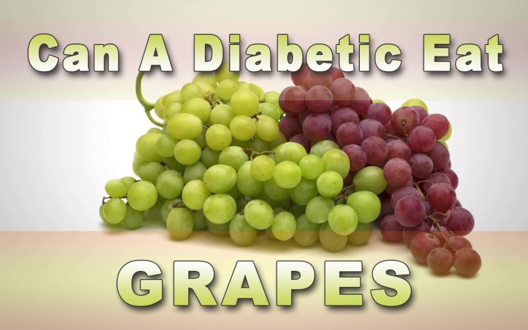 Can A Diabetic Eat Grapes? || Diabetic Diet Meal Plan