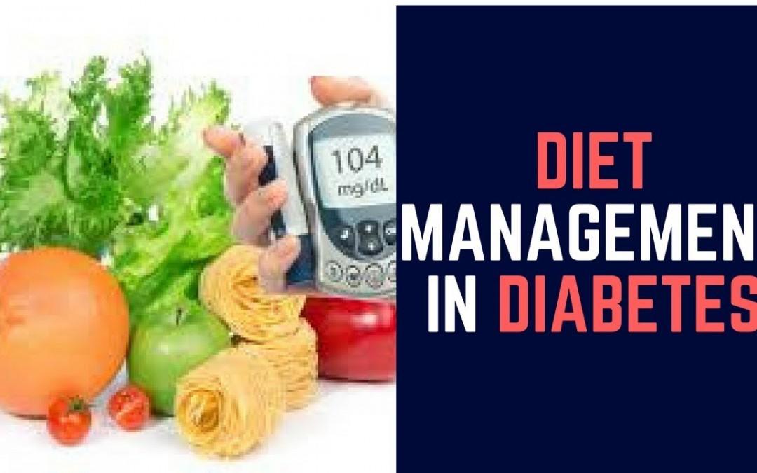 Diet Plan For Diabetes Management –  Life With Diabetes