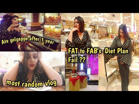 FAT to FAB's Diet Plan Fail??  | Random Vlog