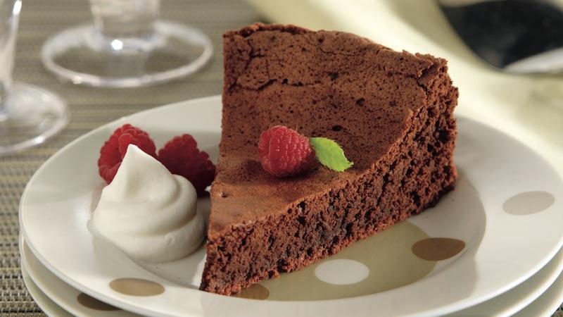 Flourless Chocolate Cake – Diabetes Self-Management