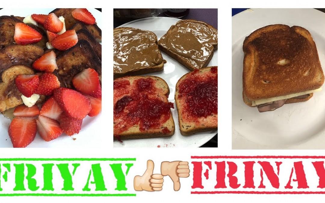 Fri yay or Fri nay:Aldi's Zero Carb Bread
