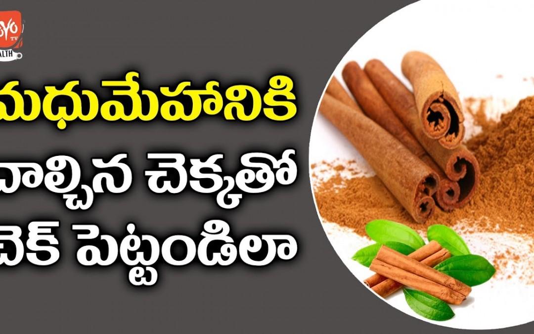 How Cinnamon Help In Diabetes   Cinnamon Benefits For Diabetes   Dalchina Chekka   YOYO Health
