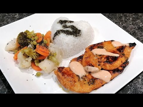 How to Make Healthy Grilled Chicken – For Weight Loss – Low Calorie Meal Prep