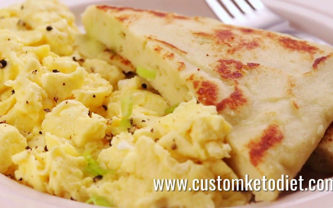 How to make Keto Sandwich Bread    KetoDiet Food Recipe