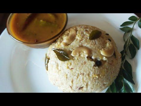 Kuthiraivali pongal recipe | Barnyard millet pongal | Siruthaniyam pongal |Healthy diet breakfast