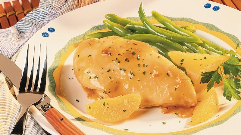 Quick Orange Chicken – Diabetes Self-Management