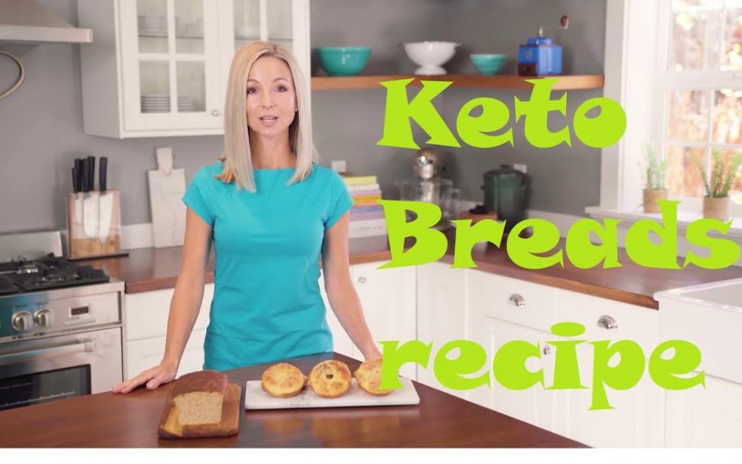 Real Gourmet Keto Diet Bread Recipes