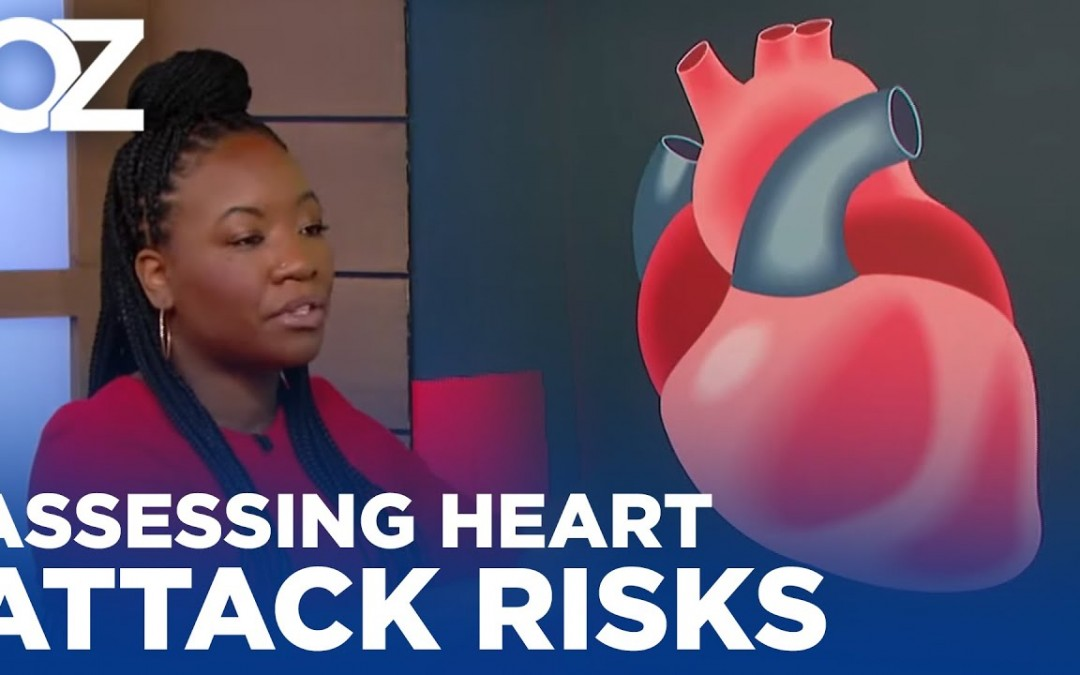 The Quiz To Assess Your Heart Attack Risk