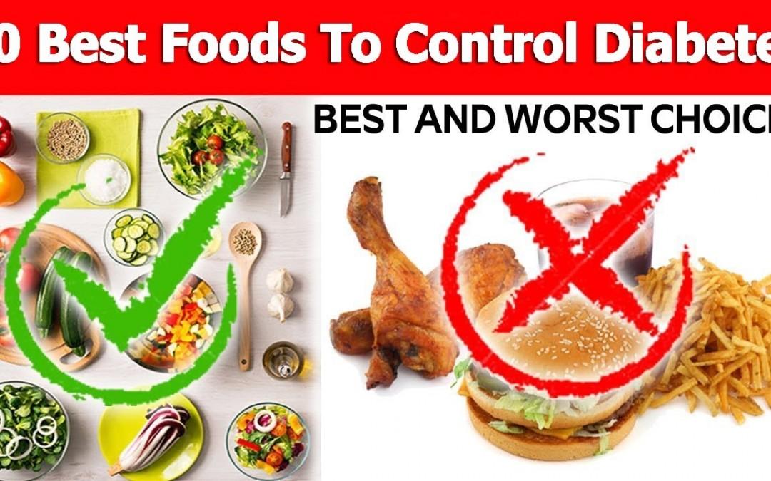 10 Best Foods to Control Diabetes   Good Foods for Diabetic Patients   Diabetic Diet Food #Shorts