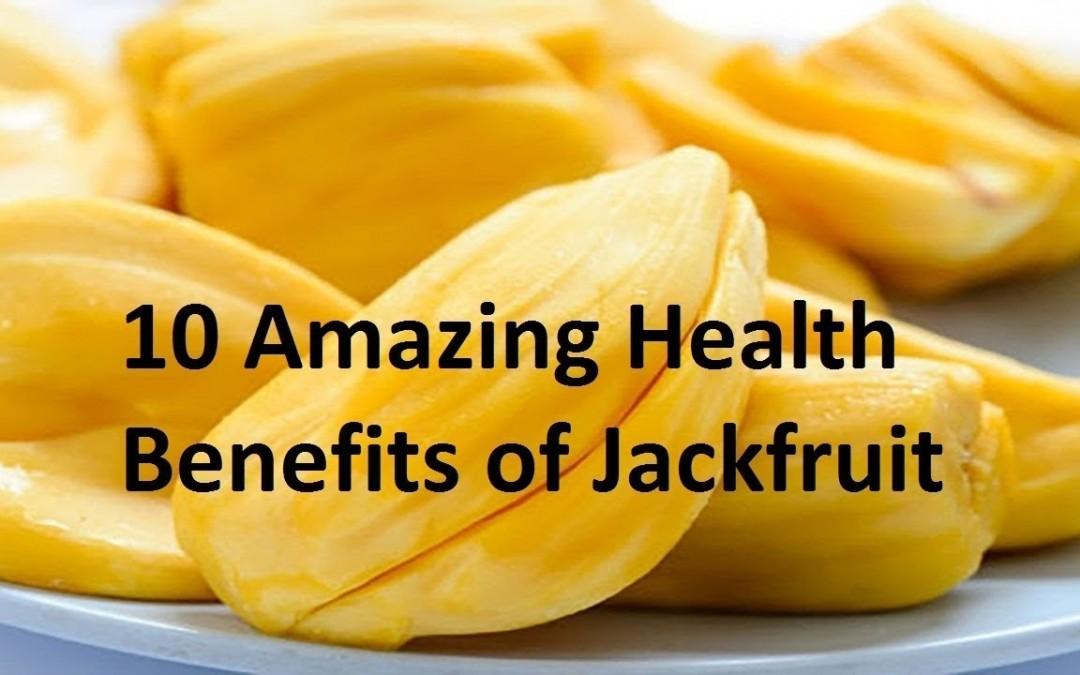 10 health benefits of jack fruit || nangka fruit || jackfruit calories
